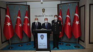 EGM Aktaş,Trabzon'da Ziyaretler Gerçekleştirdi