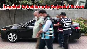 İstanbul Sokaklarında Değnekçi Terörü