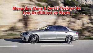 Mercedes-Benz E-Serisi Türkiye'de