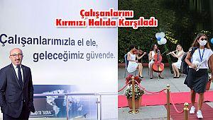Panasonic Life Solutions Türkiye'den Çalışanlarına Muhteşem Karşılama