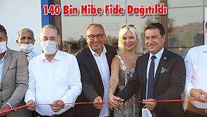 140 Bin Hibe Fide Dağıtıldı