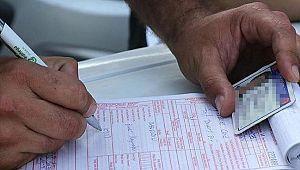 16 yaşındaki sürücüye 5 bin 334 lira CEZA kesildi