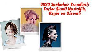 2020 Sonbahar Trendleri; Saçlar Şimdi Nostaljik, Özgür ve Gizemli