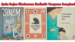 Aydın Doğan Uluslararası Karikatür Yarışması Sonuçlandı