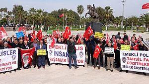 Emekli polisler, ADALET için Ankara'ya yürüyecek..!