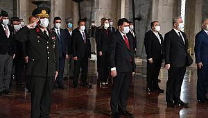 EMŞAV Başkanı Yılmaz'dan Gaziler Günü Kutlama mesajı