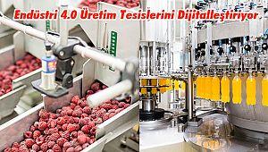 Endüstri 4.0 Üretim Tesislerini Dijitalleştiriyor
