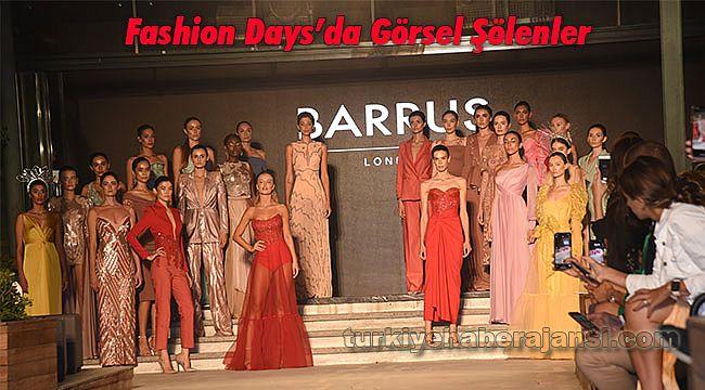 Fashion Days'da Görsel Şölenler