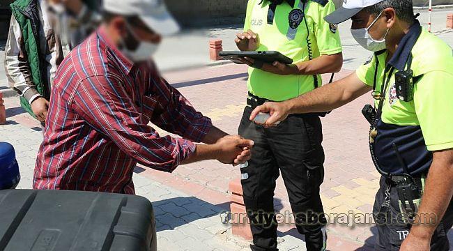 Konya'da Trafik Daha Güvenli