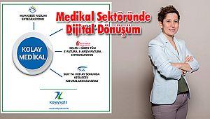 Medikal Sektöründe Dijital Dönüşüm