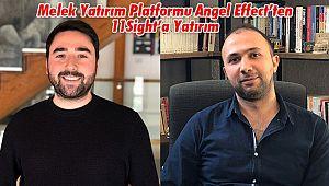 Melek Yatırım Platformu Angel Effect'ten 11Sight'a Yatırım