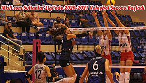 Misli.com Sultanlar Ligi'nde 2020-2021 Voleybol Sezonu Başladı