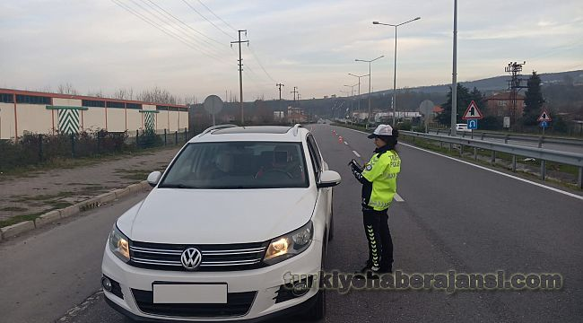 Radara 2 günde yakalanan 28 bin sürücüye CEZA