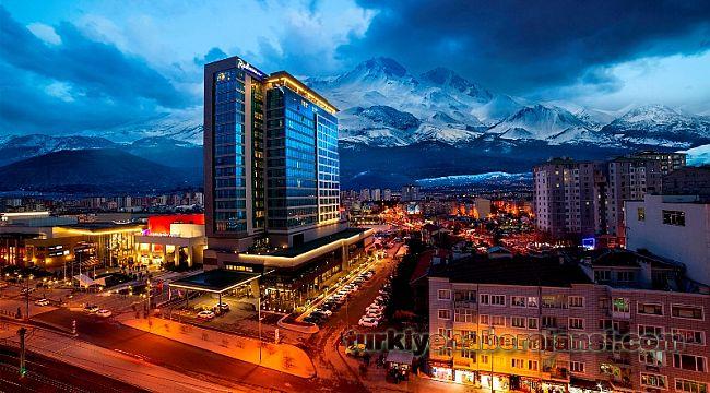 Radisson Blu Hotel Kayseri, 'Traveller's Choice 2020 Ödülü'nü Aldı