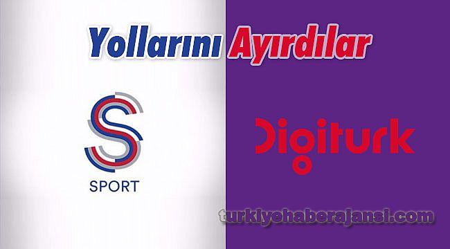 S Sport, Digitürk Platformundan Ayrıldı