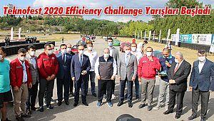 Teknofest 2020 Efficiency Challange Yarışları Başladı