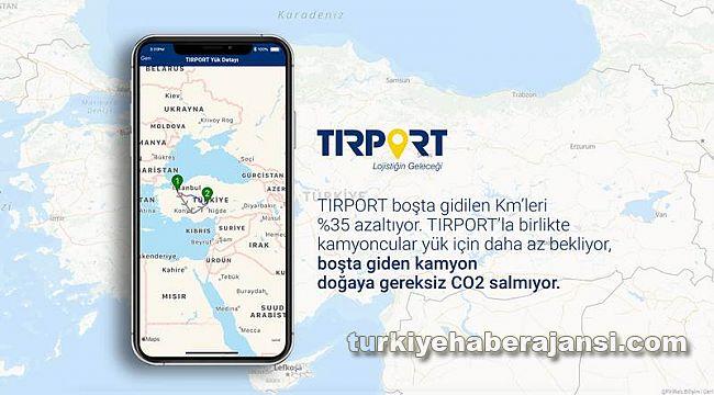 TIRPORT, Küresel Isınmanın Önlenmesine Katkı Sağlıyor