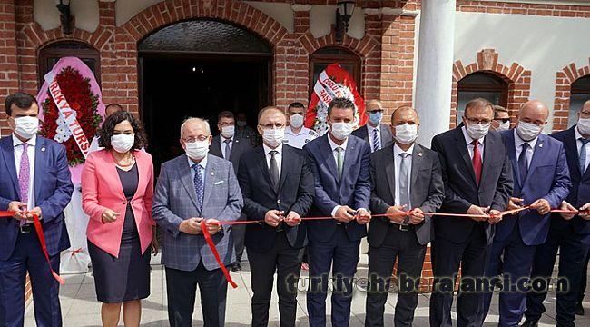Türkiye'de 3. Balmumu Heykel Müzesi Çorlu'da açıldı