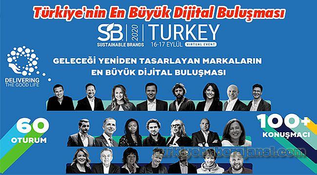 Türkiye'nin En Büyük Dijital Buluşması 16-17 Eylül'de