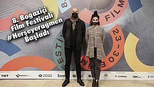 8. Boğaziçi Film Festivali #Herşeyerağmen Başladı