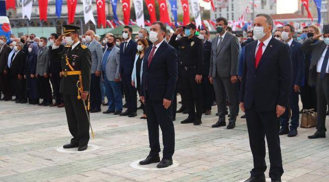 Bağcılar'da Coşkulu 29 Ekim Kutlaması