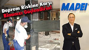 Deprem Riskine Karşı Binanızı Güçlendirin!