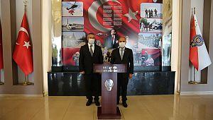 EGM Aktaş, Eskişehir'de Bir Dizi Ziyaretler Gerçekleştirdi
