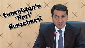 Ermenistan'a 'Nazi' Benzetmesi