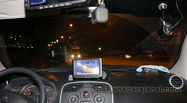 Hız Tutkunu 46 bin Sürücü Radara Yakalandı