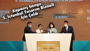 Kapanış Gongu '5. İstanbul Tasarım Bienali' İçin Çaldı
