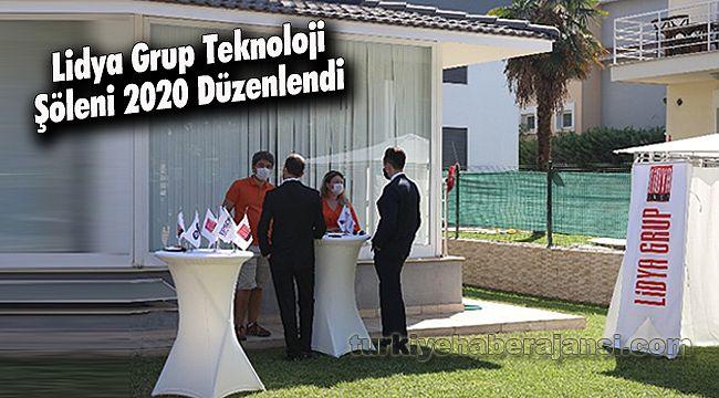 Lidya Grup Teknoloji Şöleni 2020 Düzenlendi
