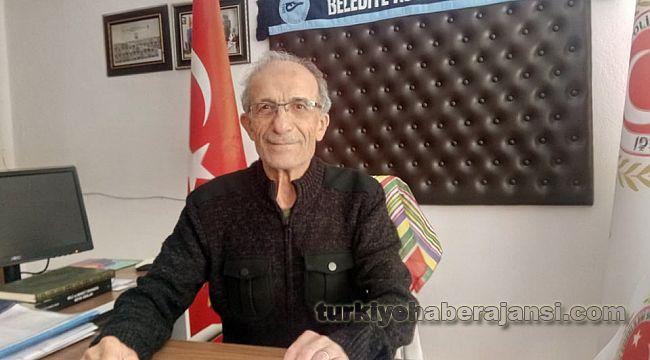 Polis Derneği Başkanı Nazlıpınar'dan Hasta Ziyareti