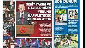 Polis Medya Gazetesi Ekim sayısı beğenildi.