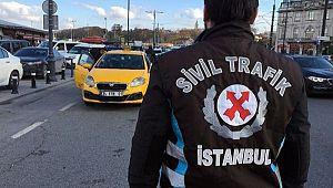 Sivil Trafik Ekipleri Hatalı Sürücülere CEZA Yağdırdı