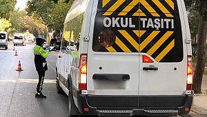 Türkiye Genelinde30 BinOkul Servis Aracı Denetlendi