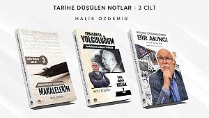 Yazarımız Halis Özdemir'in 1980 Darbesini Genişçe Anlattığı Kitabı Çıktı
