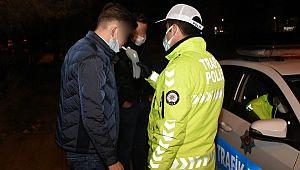 10 ayda 138 bin 491 sürücü ALKOL'den Yakalandı