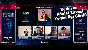 4. Uluslararası Kadın ve Adalet Zirvesi Katılımcılardan Yoğun İlgi Gördü