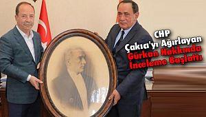 CHP Çakıcı'yı Ağırlayan Gürkan Hakkında İnceleme Başlattı