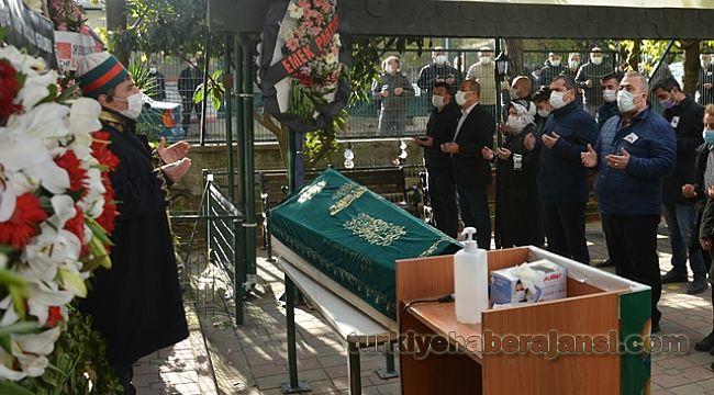 CHP Sancaktepe Belediye Meclis Üyesi Hasan Bayrak son yolculuğuna uğurlandı