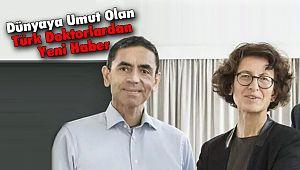 Dünyaya Umut Olan Türk Doktorlardan Yeni Haber