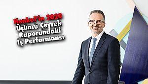Henkel'in 2020 Üçüncü Çeyrek Raporundaki İş Performansı