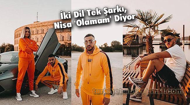 İki Dil Tek Şarkı, Nisa 'Olamam' Diyor