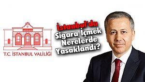 İstanbul'da Sigara İçmek Nerelerde Yasaklandı?