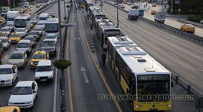 İstanbul'da Toplu Ulaşımda KISITLAMA düzenlemesi