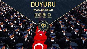 KPSS'den 60 puan alanlar POLİS adayı olabilecek