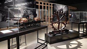 Rahmi M. Koç Müzesi'nin Üç Lokomotifi Londra Bilim Müzesi'nde
