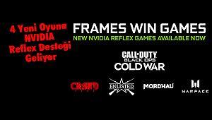 4 Yeni Oyuna NVIDIA Reflex Desteği Geliyor