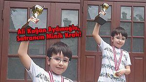 Ali Kağan Aydınoğlu, Satrancın Minik Kralı