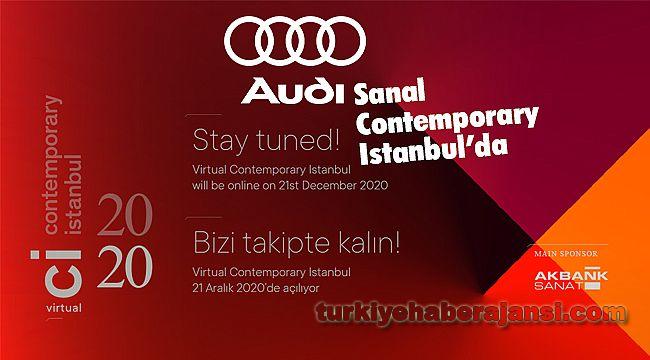 Audi Sanal, Contemporary Istanbul'da